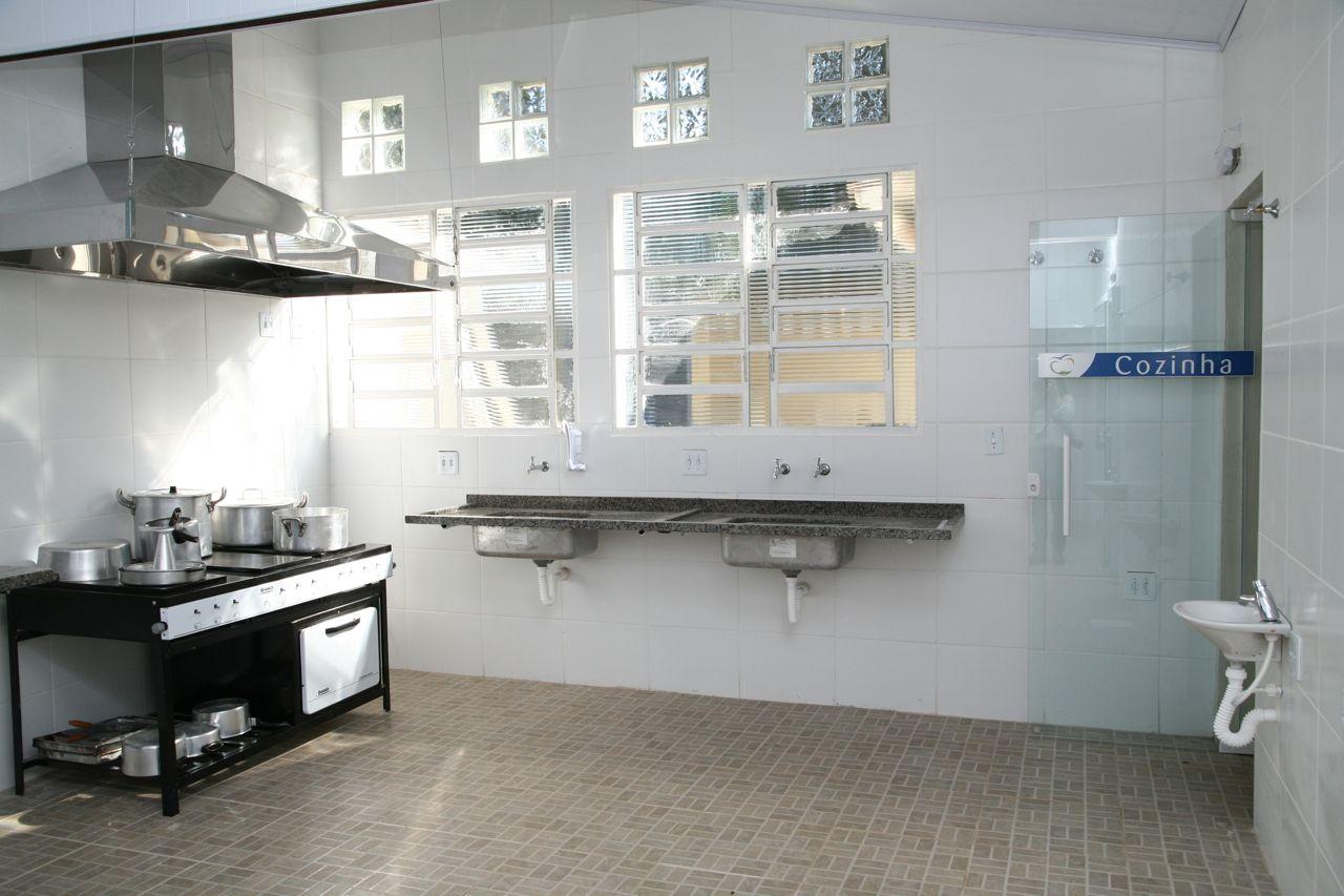 Tudo Para Cozinha Industrial Resimden Com